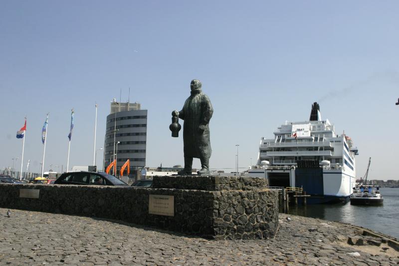 Gevestigd in IJmuiden